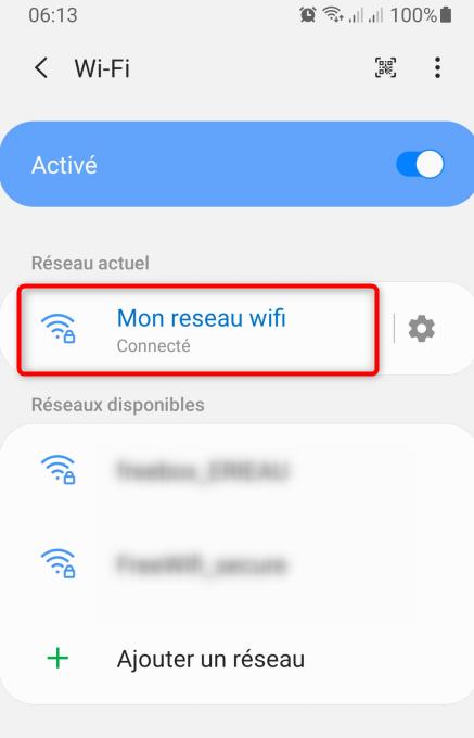 point accès wifi